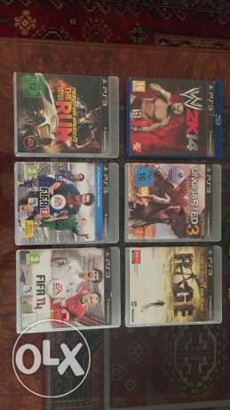 ps2 / ps3 and ps2 games