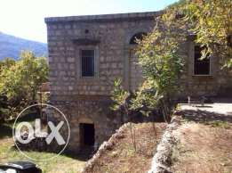 house and land for sale in chahtoul