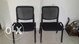 2 chairs great condition .. both for 60$ only