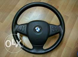 Steering wheel for x5 and x6