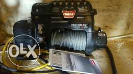 Winch warn power plant 1200 lbs