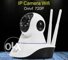 Wireless IP P2P HD Camera Wifi 2 Way Audio Video Surveillance Security