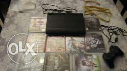 PS3 500 GB For Sale,Super Clean And like New! 200$