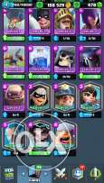 Clash royale top account for sale