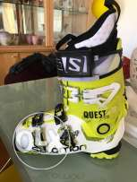 salomon ski boot quest pro 110