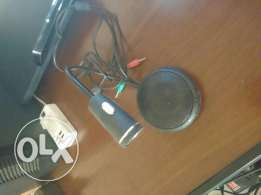 Camera And Mic For Skyping