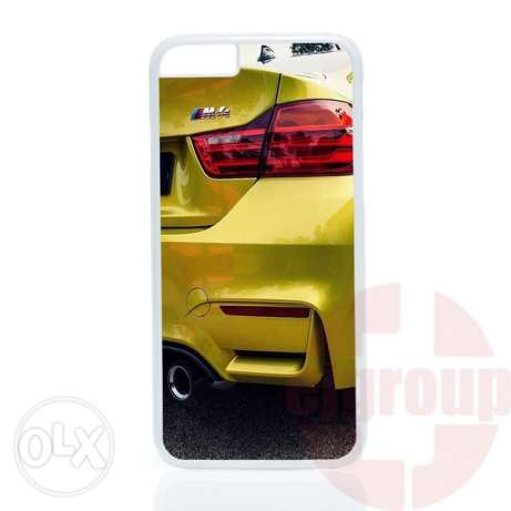 cover BMW M4 for iphone 6