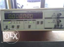 FREQUENCY counter 1.3GHz
