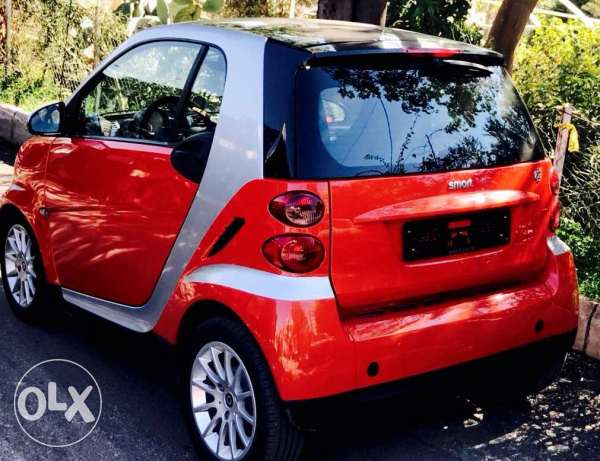 Smart for two 2008 panoramic شركة