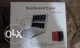 keyboard case bluetooth for tab like new