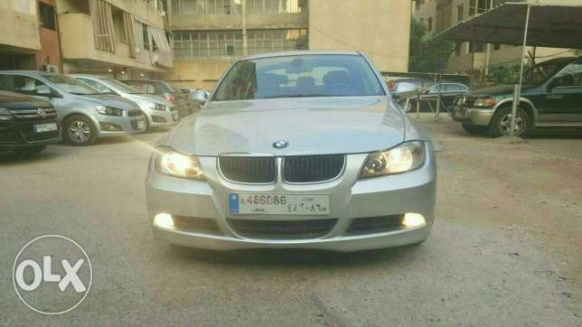 Bmw 320 almanieh full options فرن الشباك -  1
