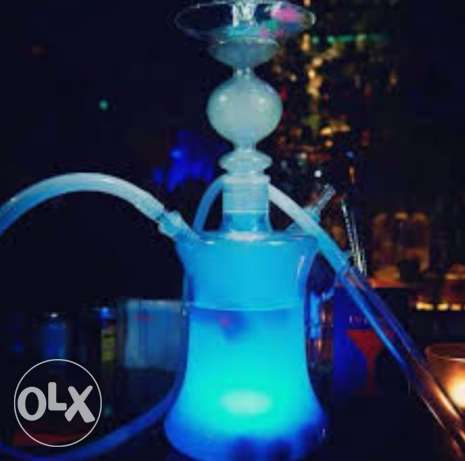 Led hookah brand new
