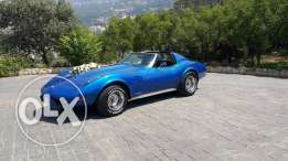 corvette stingray 1975 for sale