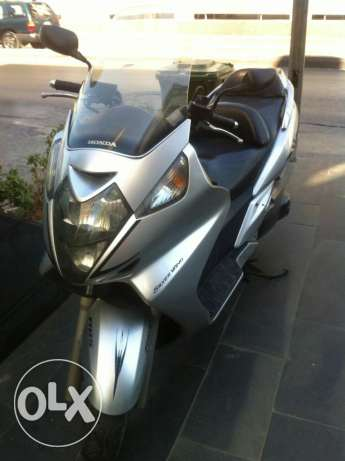 Motorcycle honda 600cc for sale كسروان -  1