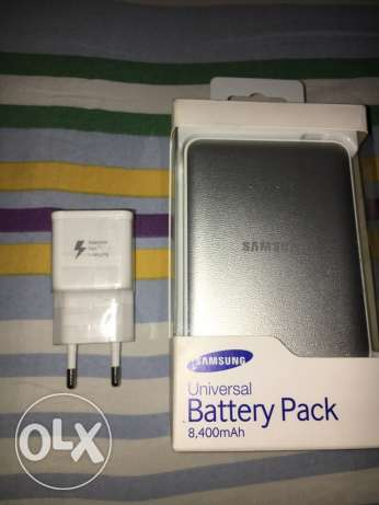 power bank and fast charge note 5 original