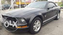2009 FORD MUSTANG - BLACK - Wholesale Price