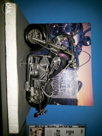 display handmade harley with harley encyclopedia brought from us