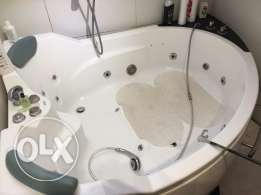 jacuzzi eago germany used once original price 2500$