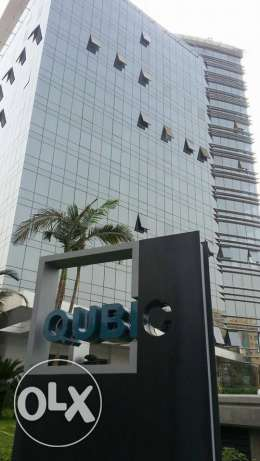 New Office 124 sqm - Qubic Center