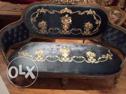 embroidered furnitures