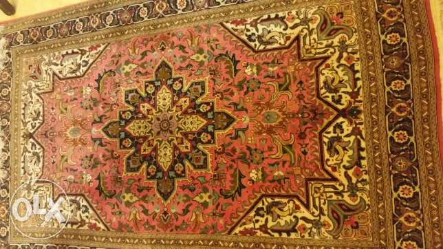 Old Tabreez jawhar 160×100 a pair of 2 mta33am 7areer