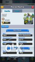 Royal clash account for sale