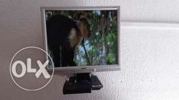 Tv monitor acer 17 inch