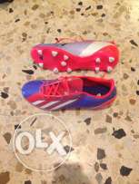 NEW adidas messi football shoes f10 size 43 from france, never used