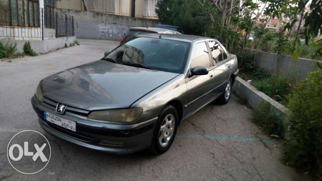 Peugeot 406 full option for sale