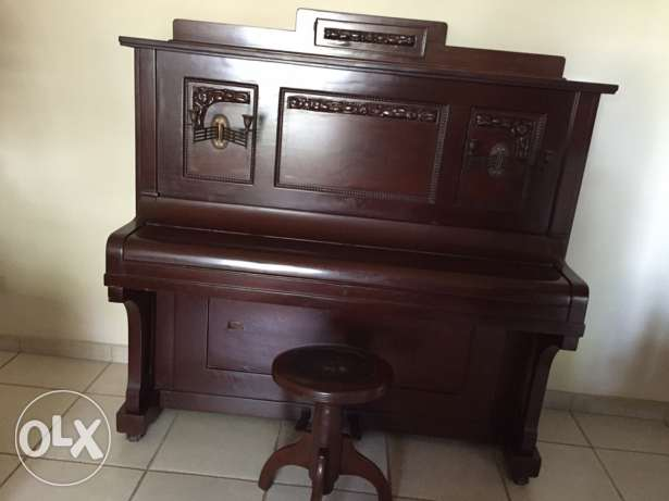 antique piano for sale بيت الشعار -  1