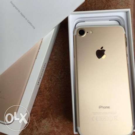 iPhone 7 Gold (128G)