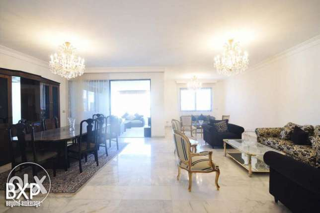 225 SQM apartment for Rent in Beirut, Manara AP5235