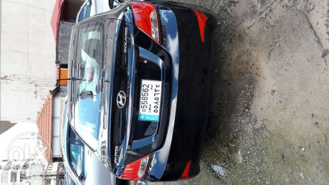 Hyundai solaris 2016 for sale