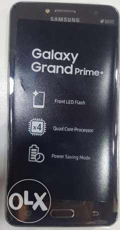 Galaxy Grand prime+ (FULL PACKAGE)