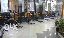 Salon de Coiffure for sale in the heart of Achrafieh