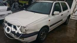 volkswagen golf lal be3