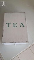 Tea box for sale