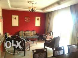 Delux family house for rent in abra/saida شقة مفروشة دلوكس للاجار