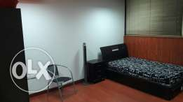 Fully furnished spacious room in an apartment in Badaro