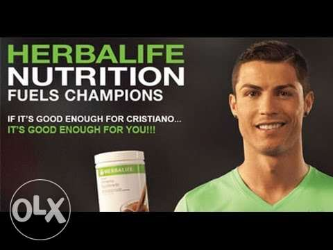 Herbalife for a better health