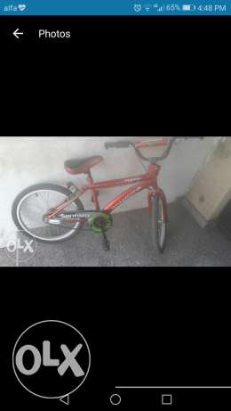 santoza bicycle in very good condition