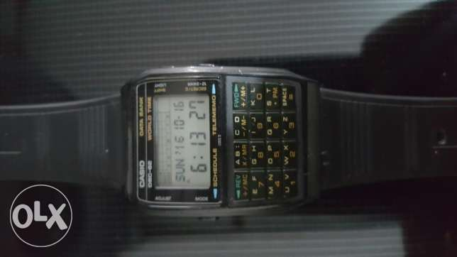 Casio Very Old original سن الفيل -  2