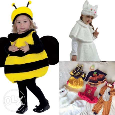 Costumes for events or for games. All one price !!!