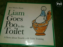 potty and toilet training book