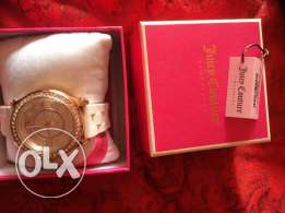 Original Juicy couture white watch from US