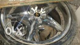 Tires and rims infinity