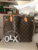 Luxury-original LV neverfull bag