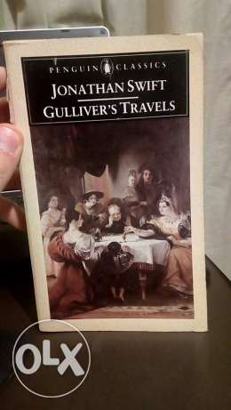 Gulliver's Travels- Jonathan Swift Rare edition