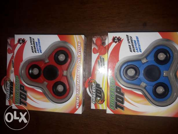 Spinner in 3 colors