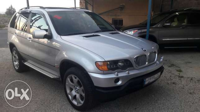 Bmw x5 super clean 3.0